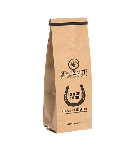 HorseShoe Medium Dark Roast