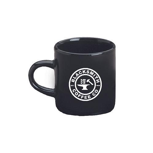 BW Logo 15oz Black Campfire Mug