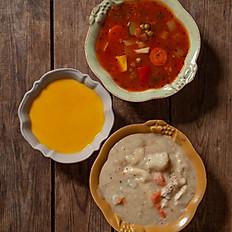 Chicken & Dumpling