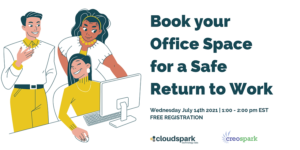 Book your Office Space for a Safe Return to Work
