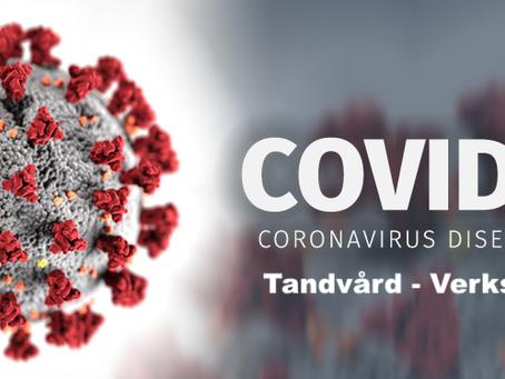 Avsnitt 42: Covid-19-Tandvård-Verksamheter