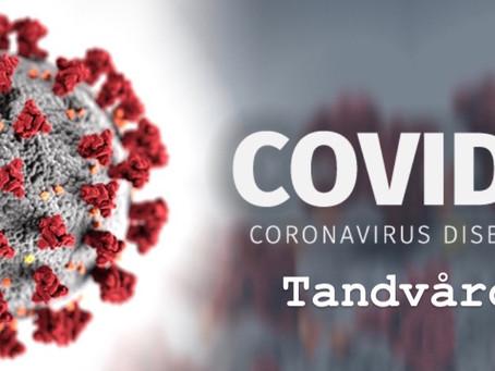 Avsnitt 41. Covid-19-Tandvårdsspecial-Smittskydd