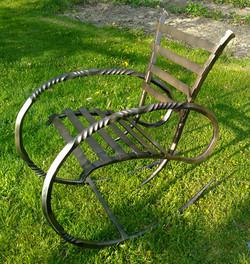 "The ""Leprechaun's Rocking Chair"""