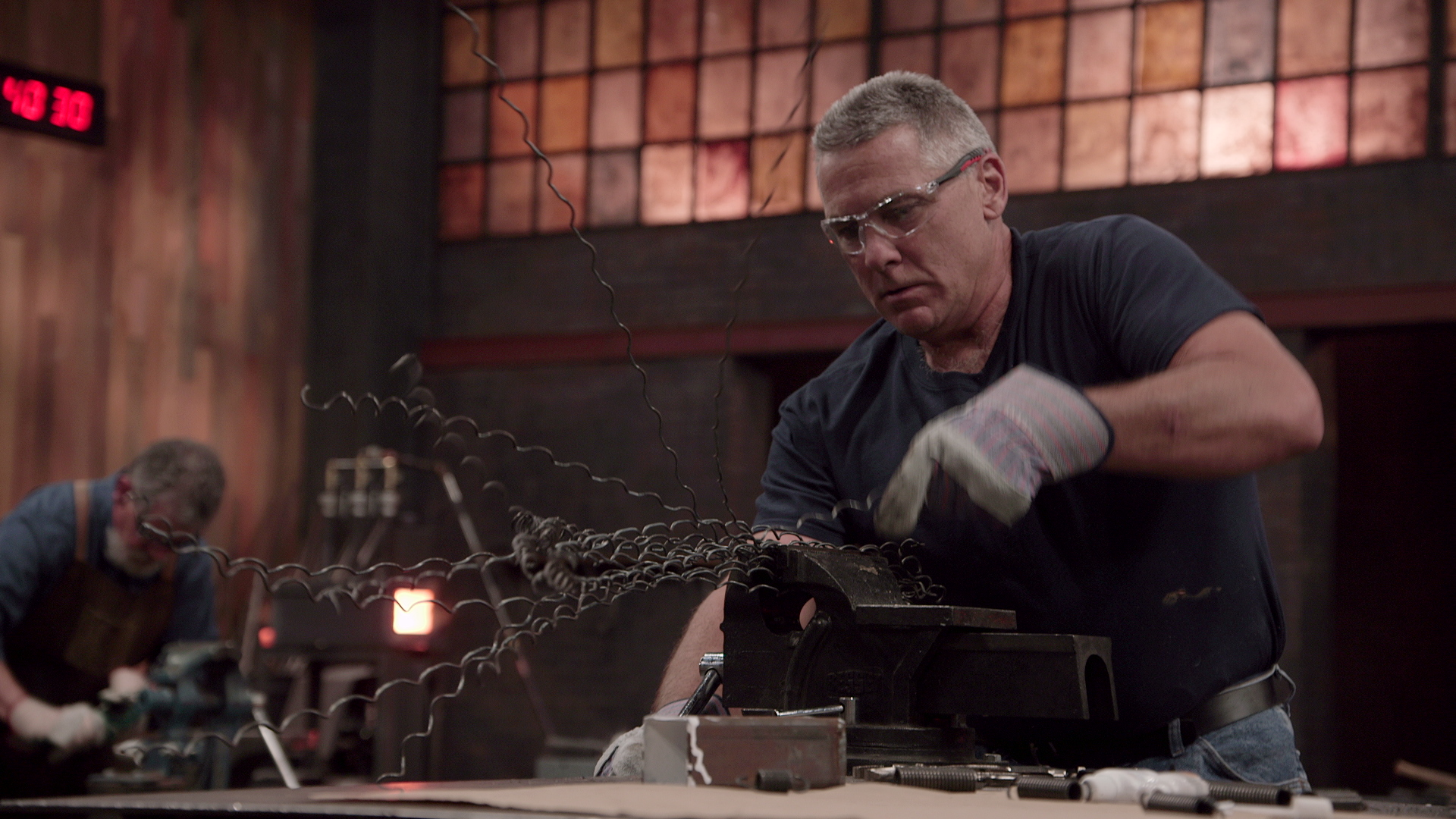 Mike Bailey Forged in Fire