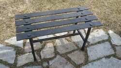 hand forged patio furniture