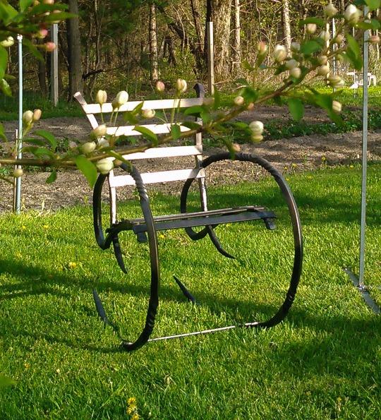 The Leprechauns's Rocking Chair