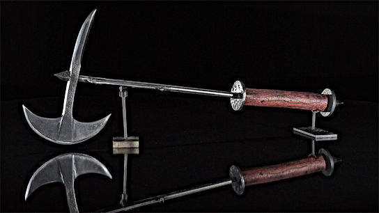 Horsemans Axe History Channel Forged in Fire