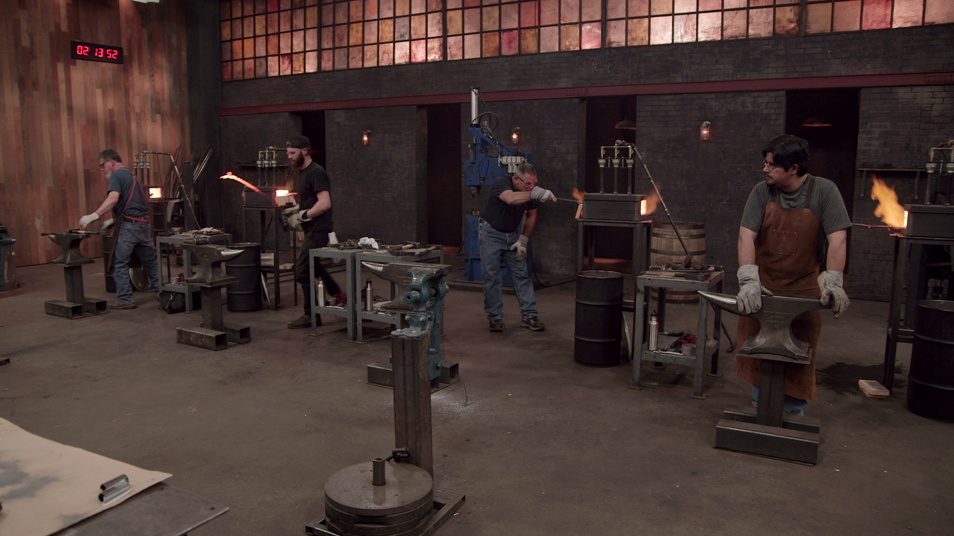 Forged in Fire Set