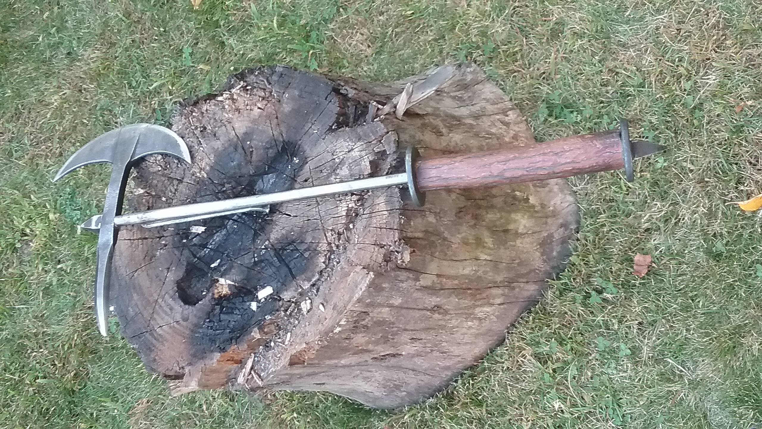 Horsemans Axe