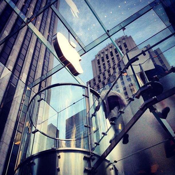 Apple |  Manhattan NY
