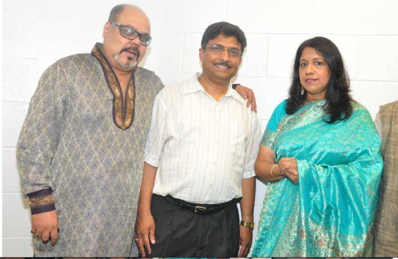 Jolly & Kavita Krishnamurthy