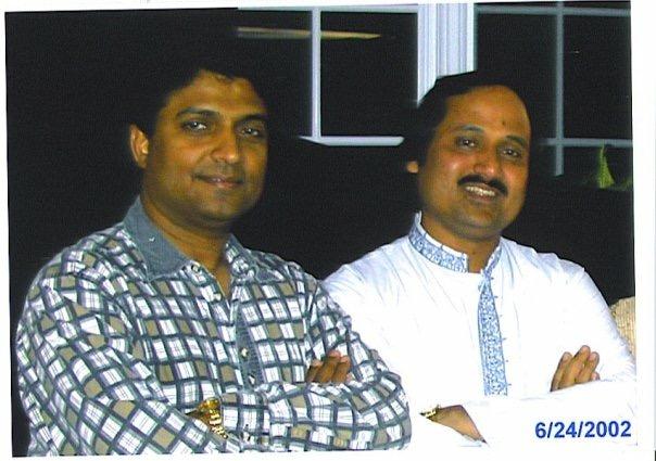 Pandit Ronu Majumdar