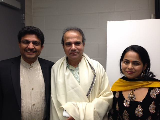 Suresh & Padma Wadkar