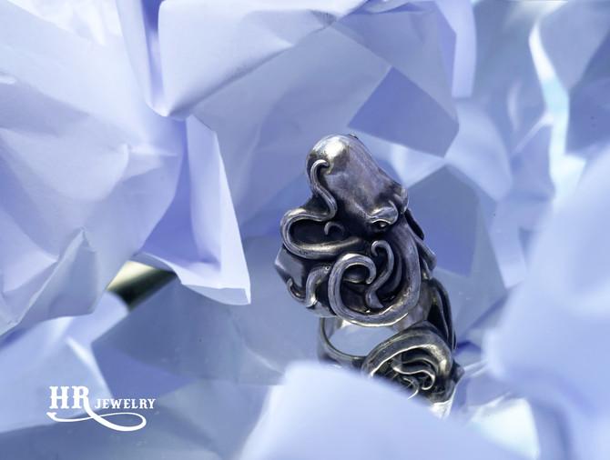 Bijoux d'art sur mesure à Genève / HRjewelry Geneva