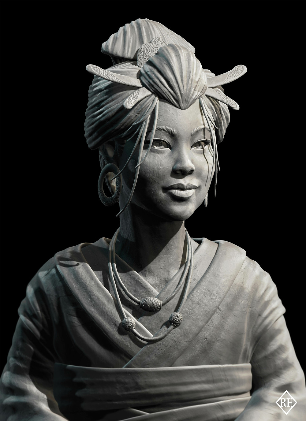 ZBrush Digital Sculpting in Geneva