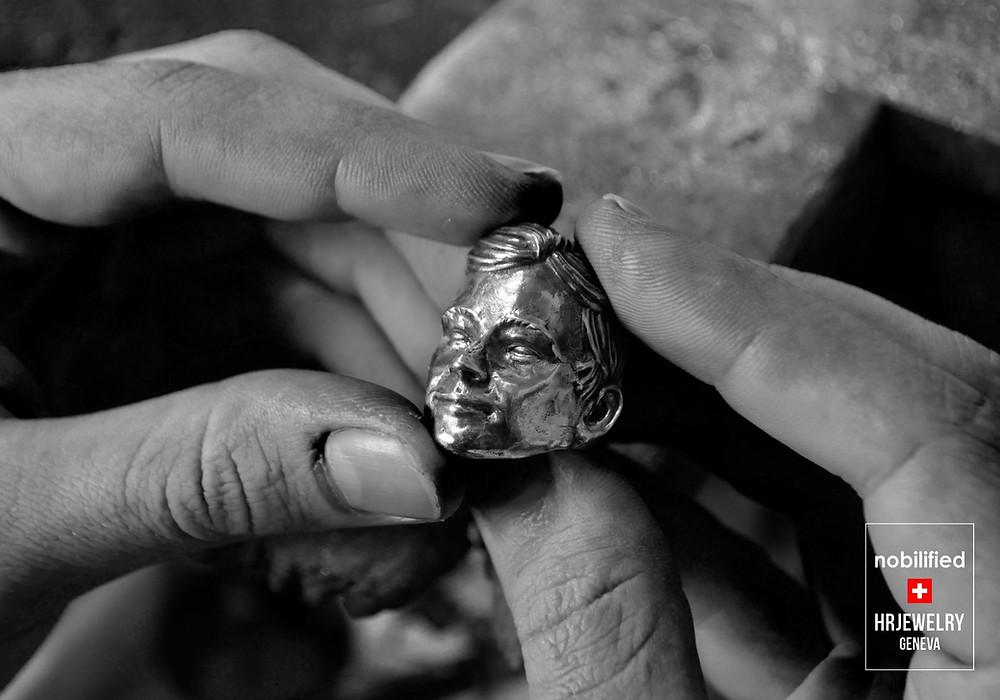 HRjewelry Geneva a le plaisir de vous annoncer sa collaboration avec Nobilified !