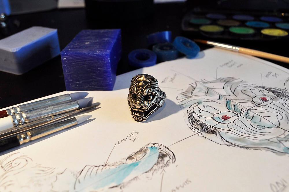 Zbrush 3D printing souls 3D