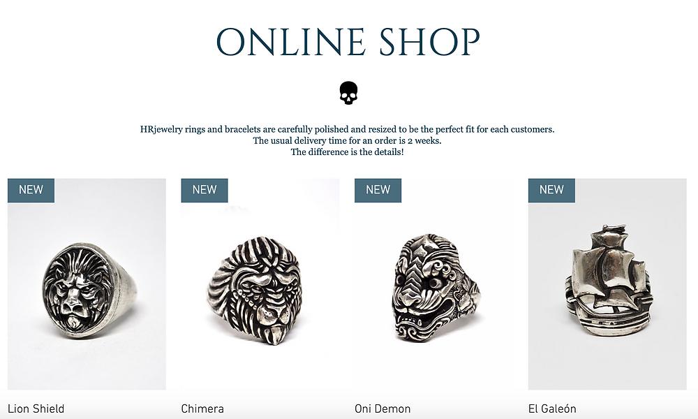 HRjewelry Geneva, création sur mesure à Genève