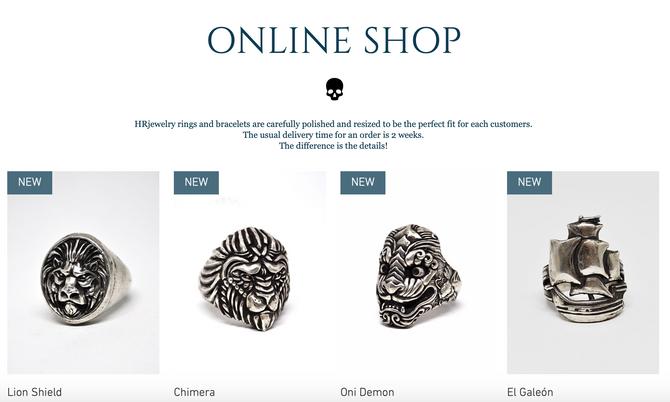 Nouveautés HRjewelry Geneva