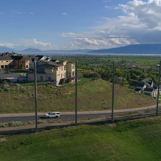 Golf Course Netting - Cedar Hills Golf C