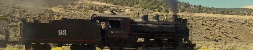 Coal Fired Locomotive