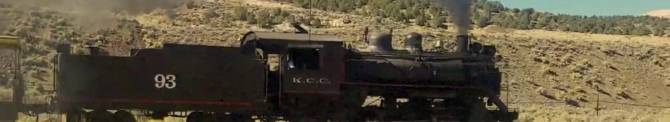 Coal Fired Locomotive