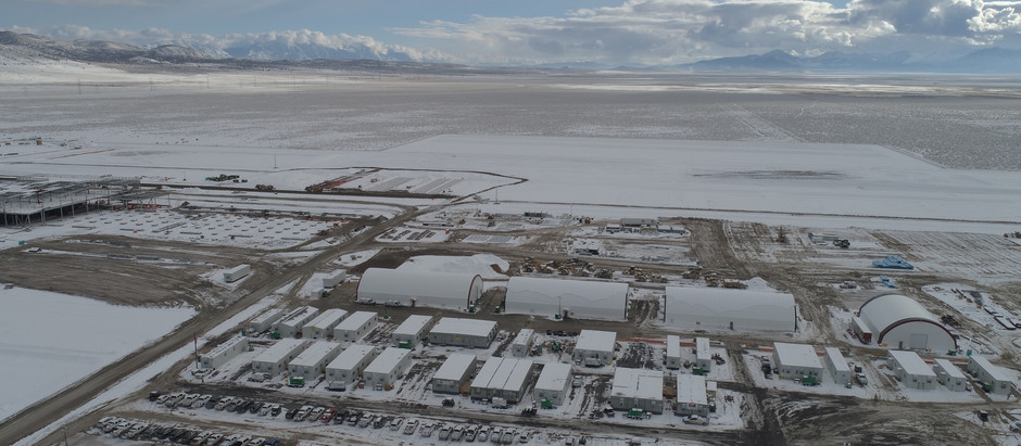 Earth Mappers Pilots Facebook's Newest 500-Acre Data Center