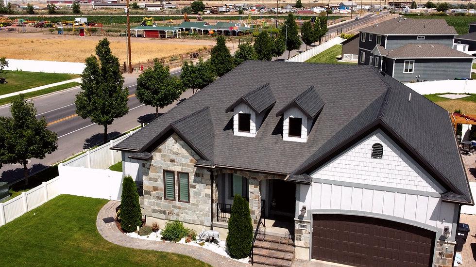 10 Residential Aerial Photos