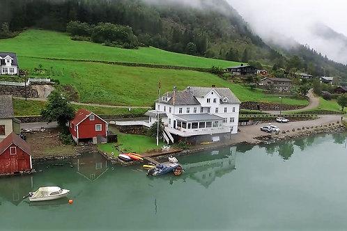 Norway Shoreline Video