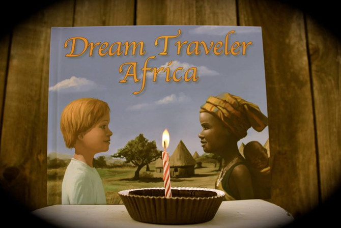 Haaa -py birth-day to youuuuuu! Dream Traveler Africa is 1 year old today.