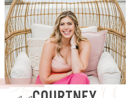 Clean Beauty after Breast Cancer with Courtney