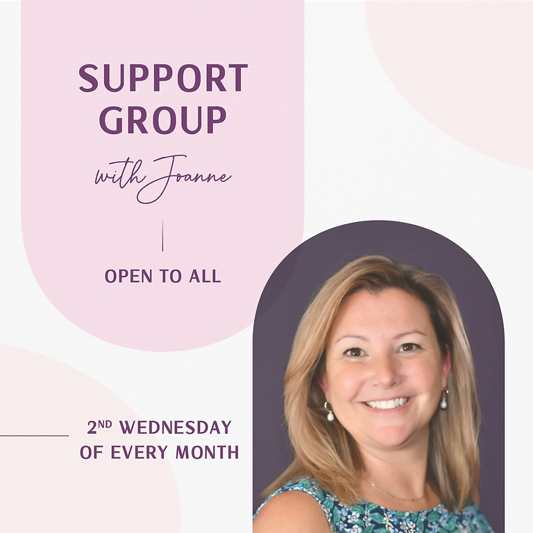 Support with Joanne 10/13