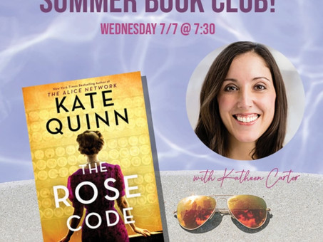 Summer Book Club Finale