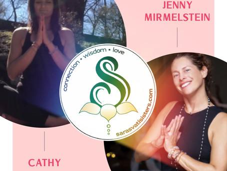 Sarasvati Sisters Yin Yoga