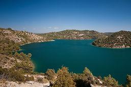 Lac de Esparron-de-Verdon