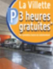 Parking La Vilette