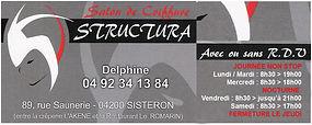 Structura Coiffure