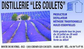 Distillerie Les Coulets