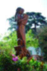 Statue La Lecture à Manosque