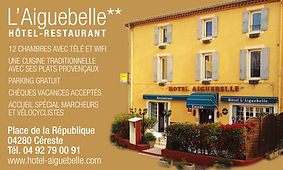 Hôtel L'Aiguebelle
