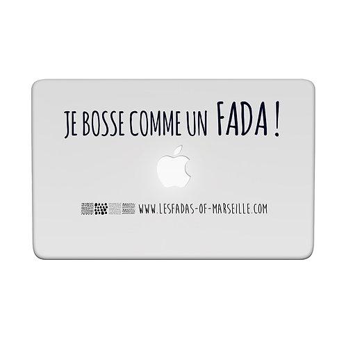 Visuel 4 pour façade d'ordinateur ou iPad - Les Fadas of Marse