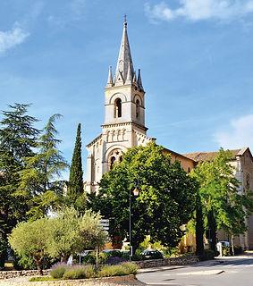 Eglise de Bonnieux