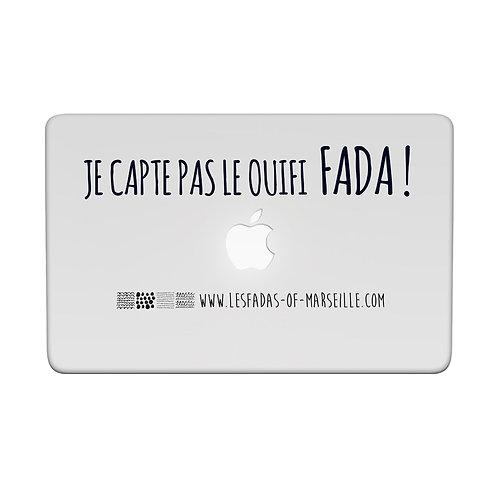 Visuel 6 pour façade d'ordinateur ou iPad - Les Fadas of Marseille