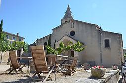 L'Eglise de Cabrières d'Avignon