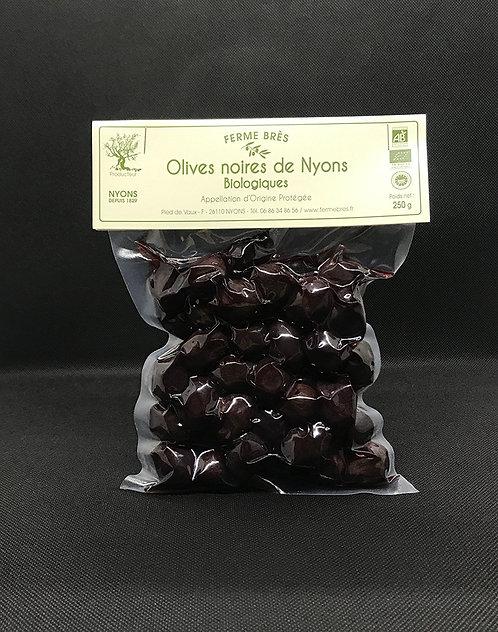 Olives Noires de Nyons - Ferme Brès