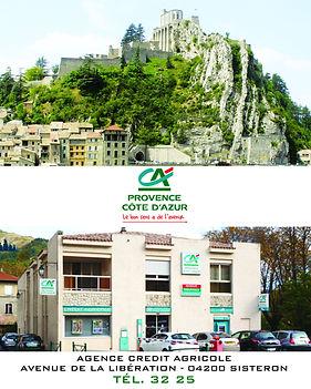 Credit Agricole Sisteron