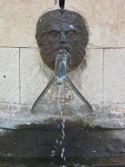 La fontaine de Goult
