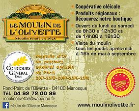 Moulin Olivette