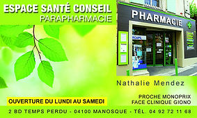 Pharmacie Mendez