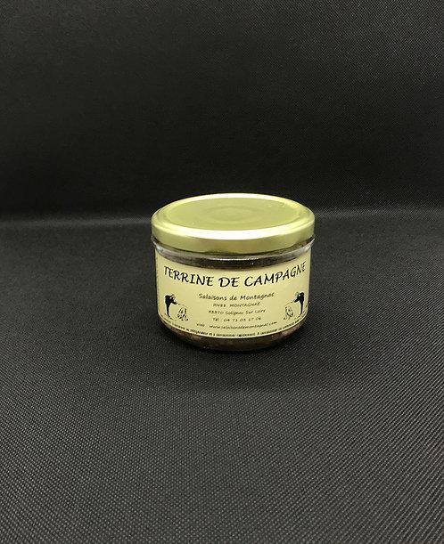 Terrine de Campagne - Salaison de Montagnac